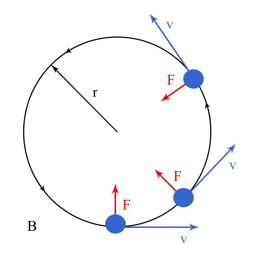physics 72 magnetic field Phyllis fleming physics: you found that the magnetic field b of a circular loop of radius r carrying a current i at a point p on the axis of the.